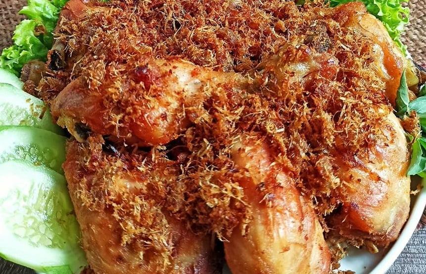 Resep Ayam Goreng Lengkuas Yummy Gurih