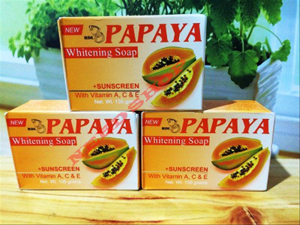 Manfaat Sabun Pepaya Rdl Whitening